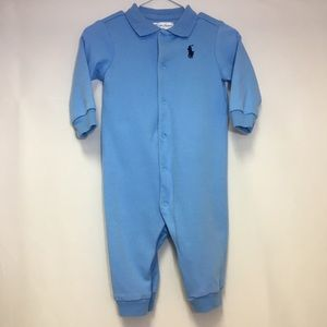 Ralph Lauren Classic Polo Coverall